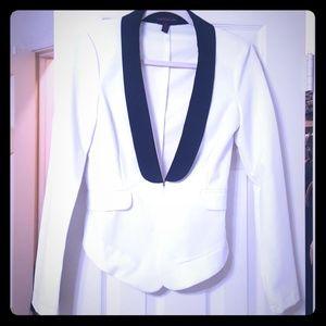 NWOT tux stylish blazer
